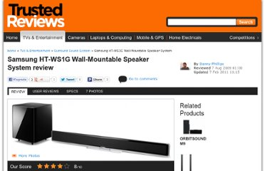 http://www.trustedreviews.com/Samsung-HT-WS1G-Wall-Mountable-Speaker-System_Surround-Sound-System_review