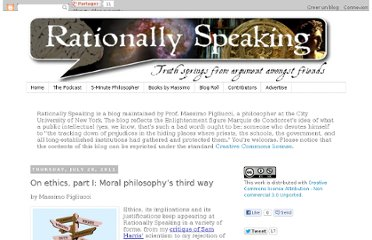 http://rationallyspeaking.blogspot.com/2011/07/on-ethics-part-i-moral-philosophys.html