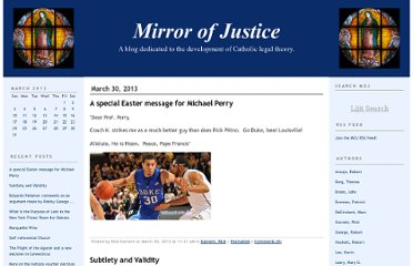 http://mirrorofjustice.blogs.com/mirrorofjustice/