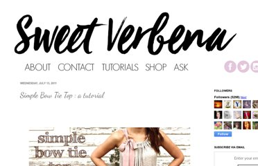 http://sweet-verbena.blogspot.com/2011/07/simple-bow-tie-top-tutorial.html