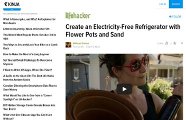 http://lifehacker.com/5825676/create-an-electricity+free-refrigerator-with-some-flower-pots-and-sand