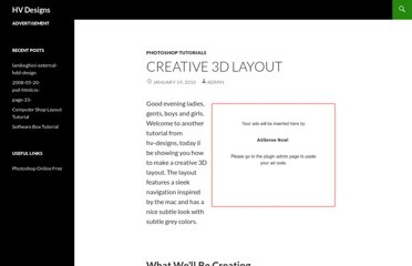 http://www.hv-designs.co.uk/2010/01/19/learn-how-to-create-a-3d-style-web-layout/