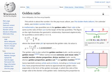 http://en.wikipedia.org/wiki/Golden_ratio