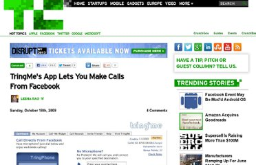 http://techcrunch.com/2009/10/18/tringmes-app-lets-you-make-calls-from-facebook/