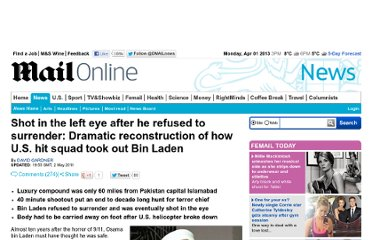 http://www.dailymail.co.uk/news/article-1382645/Osama-Bin-Laden-dead-How-Navy-Seals-killed-Al-Qaeda-chief-near-Islamabad.html