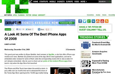 http://techcrunch.com/2008/12/31/a-look-at-some-of-the-best-iphone-apps-of-2008/