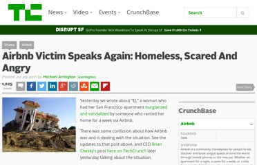 http://techcrunch.com/2011/07/29/airbnb-victim-speaks-again-homeless-scared-and-angry/