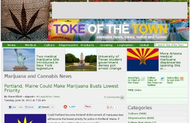 http://www.tokeofthetown.com/2011/06/portland_maine_could_make_marijuana_busts_lowest_p.php