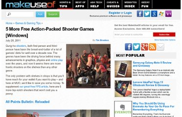 http://www.makeuseof.com/tag/5-free-actionpacked-shooter-games-windows/
