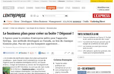 http://lentreprise.lexpress.fr/business-plan/le-business-plan-pour-creer-sa-boite-depasse_28775.html