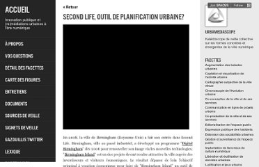 http://urbamediascope.posterous.com/second-life-outil-de-plannification-urbaine