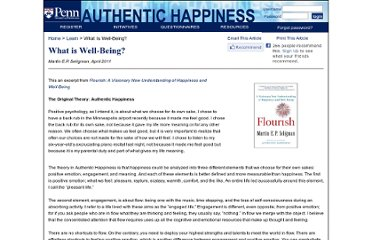 http://www.authentichappiness.sas.upenn.edu/newsletter.aspx?id=1533