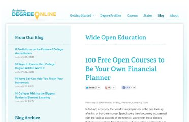 http://www.bachelorsdegreeonline.com/blog/2009/100-free-open-courses-to-be-your-own-financial-planner/
