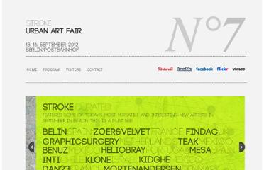 http://www.stroke-artfair.com/english/index.html