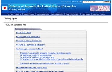 http://www.us.emb-japan.go.jp/english/html/travel_and_visa/visa/faq_new.htm#q1