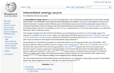 http://en.wikipedia.org/wiki/Intermittent_energy_source#Solar_energy