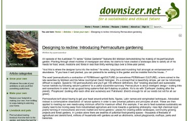 http://www.downsizer.net/Projects/Growing_Food/DESIGNING_TO_RECLINE%3A_Introducing_Permaculture_gardening/