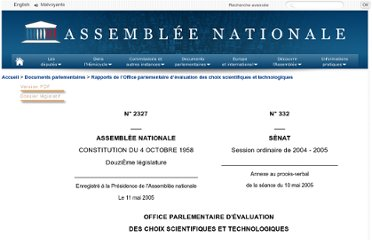http://www.assemblee-nationale.fr/12/rap-off/i2327-t1.asp