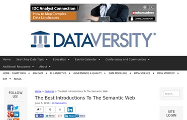 http://semanticweb.com/the-best-introductions-to-the-semantic-web_b643