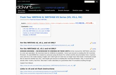 http://www.dd-wrt.com/wiki/index.php?title=Flash_Your_Version_5_WRT54G