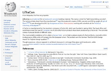 http://en.wikipedia.org/wiki/LiTraCon
