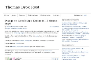 http://thomas.broxrost.com/2008/04/08/django-on-google-app-engine/