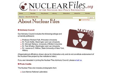 http://www.nuclearfiles.org/menu/about-us/about-nuclear-files.htm