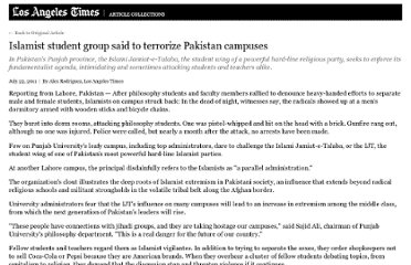 http://articles.latimes.com/print/2011/jul/22/world/la-fg-pakistan-islamist-bullies-20110722