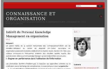 http://www.questionnement.fr/2010/01/interet-du-personnal-knowledge.html