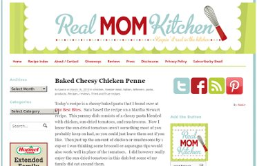 http://realmomkitchen.com/1505/baked-cheesy-chicken-penne/
