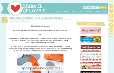 http://www.makeit-loveit.com/2011/07/flip-flop-refashion-part-1-braided-straps.html