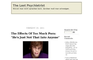http://thelastpsychiatrist.com/2011/02/hes_just_not_that_into_anyone.html
