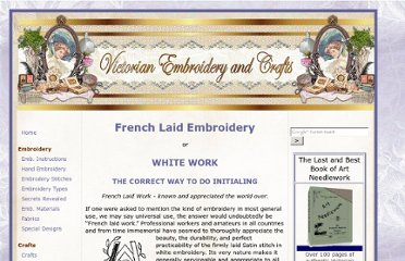 http://www.victorian-embroidery-and-crafts.com/french_laid.html