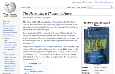 http://en.wikipedia.org/wiki/The_Hero_with_a_Thousand_Faces