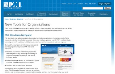 http://www.pmi.org/Business-Solutions/New-Tools-for-Organizations.aspx