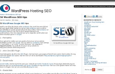 http://hosting.ber-art.nl/wordpress-seo-tips/