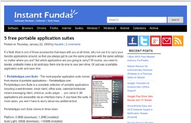 http://www.instantfundas.com/2009/01/5-free-portable-application-suites.html?dhiti=1