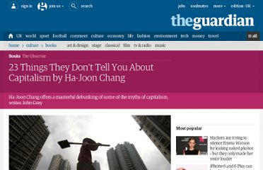 http://www.guardian.co.uk/books/2010/aug/29/ha-joon-chang-23-things
