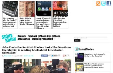 http://www.shinyshiny.tv/2011/08/jake-davis-scottish-hacker-his-sunglasses-denim-shirt-and-revolutionary-book.html