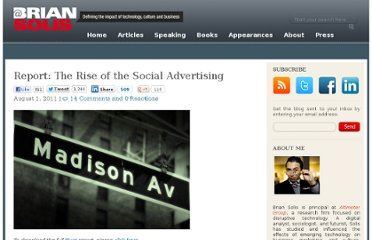 http://www.briansolis.com/2011/08/report-the-rise-of-the-social-advertising/