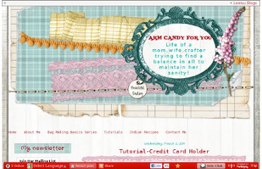 http://armcandyforyou.blogspot.com/2011/03/tutorial-credit-card-holder.html