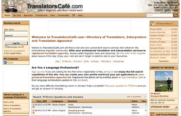 http://www.translatorscafe.com/cafe/EN/default.asp