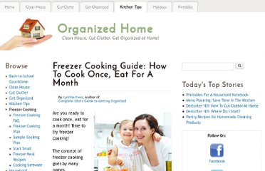http://organizedhome.com/freezer-cooking/guide-once-a-month-cooking