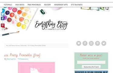 http://www.everythingetsy.com/2011/07/101-pretty-printables-free/