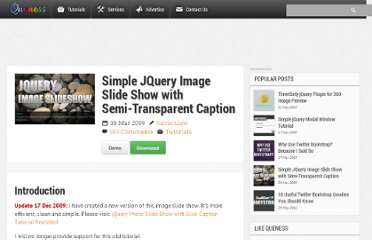 http://www.queness.com/post/152/simple-jquery-image-slide-show-with-semi-transparent-caption
