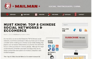 http://www.mailmangroup.com/2011/03/top-chinese-social-networks-for-2011/