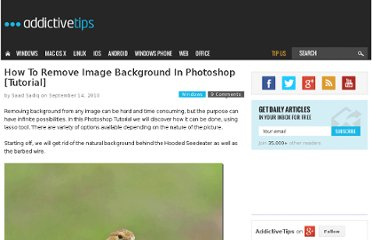 http://www.addictivetips.com/windows-tips/how-to-remove-image-background-in-photoshop-tutorial/