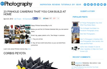 http://www.diyphotography.net/23-pinhole-cameras-that-you-can-build-at-home