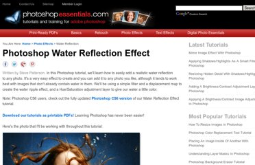 http://www.photoshopessentials.com/photo-effects/water-reflection/