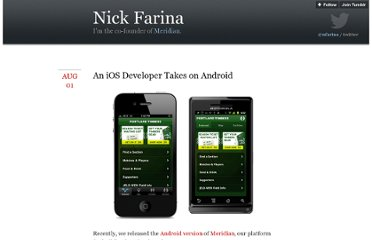 http://nfarina.com/post/8239634061/ios-to-android